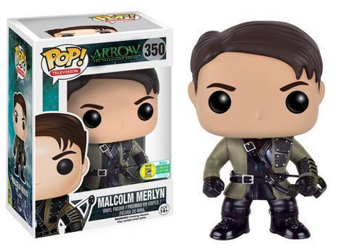 John Diggle The Arrow Sdcc Exclusive Pop Television