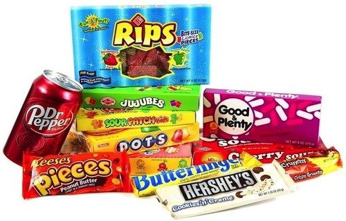 MASSIVE BAG OF AMERICAN Candy - YOU CAN CHOOSE or SURPRISE