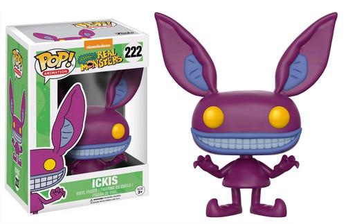 Aaahh!!! Real Monsters - Ickis Pop! Vinyl Figure