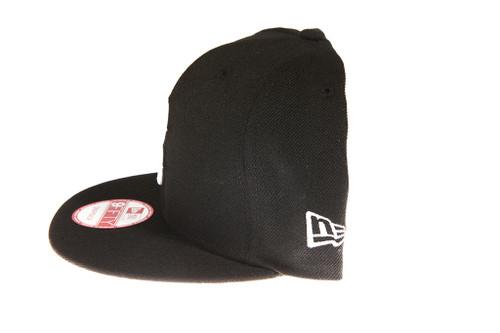 2360624d5456c5 Boston Red Sox Black New Era 9FIFTY MLB Snapback Hat