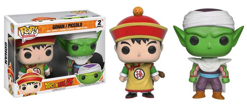 Dragon ball Z - Gohan & Piccolo US Exclusive Pop! Vinyl Figure 2-Pack