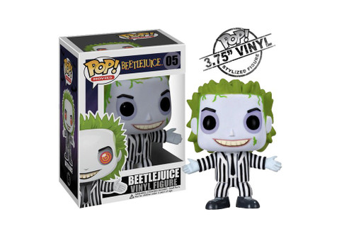 Beetlejuice Pop Vinyl Figure