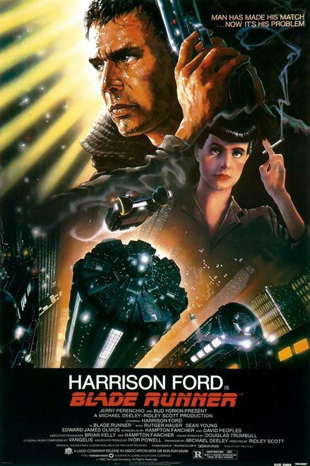 Blade Runner Blockmount Wall Hanger