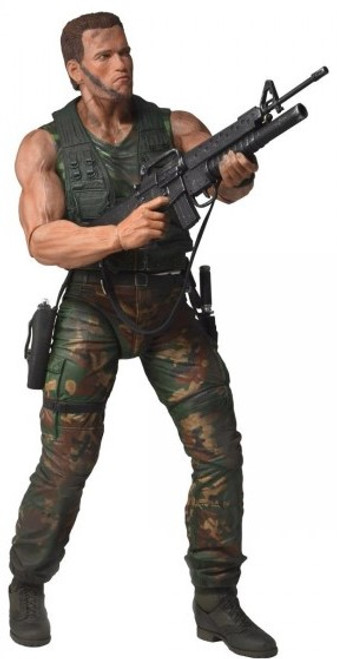 Predator - Dutch Schaefer 1:4 Scale Action Figure