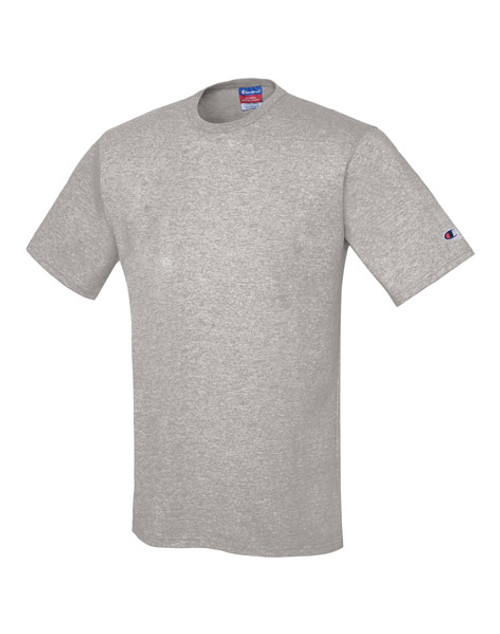 6e756b171de Champion Heritage Grey T-Shirt - Authentic Champion Clothing now at ...