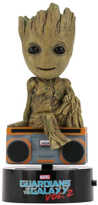 Guardians of the Galaxy Vol. 2 - Groot Solar Powered Body Knocker