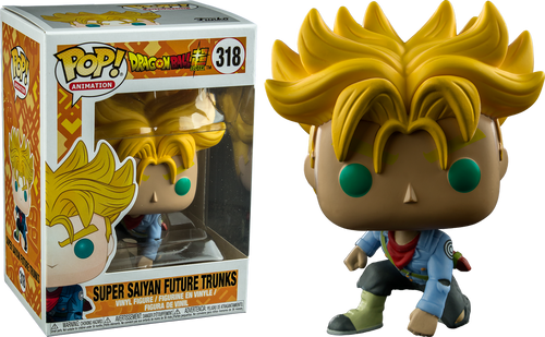 Dragon Ball Super Super Saiyan Future Trunks Us