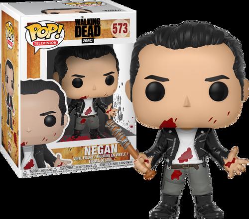 The Walking Dead - Negan (Clean Shaven) Pop! Vinyl Figure
