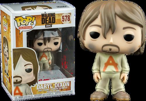 The Walking Dead - Daryl in Prison Suit Pop! Vinyl Figure