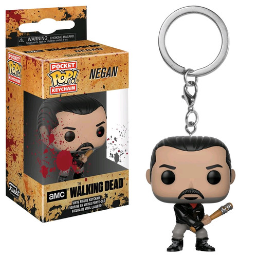 The Walking Dead - Negan Pop! Vinyl Keychain