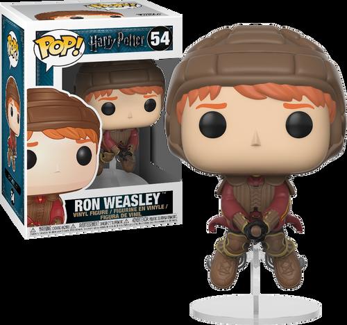 Harry Potter Ron Weasley In Herbology Outfit Pop Vinyl