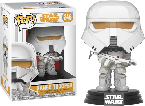 Star Wars: Solo - Range Trooper Pop! Vinyl Figure