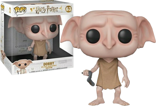 """Harry Potter - Dobby 10"""" US Exclusive Pop! Vinyl Figure"""