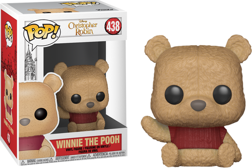 Christopher Robin - Winnie the Pooh Pop! Vinyl Figure
