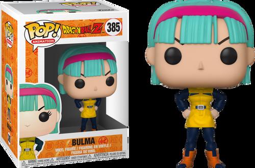 Dragon Ball Z - Bulma in Yellow Outfit Pop! Vinyl Figure