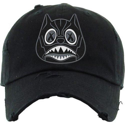 BAWS Black Panther Black Dad Hat