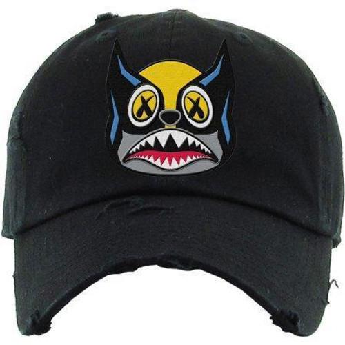 BAWS Wolverine Black Dad Hat
