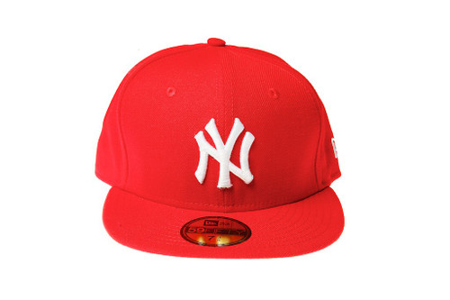 8c37f84f New York Yankees Logo Black New Era 9FIFTY Snapback Hat - KCT ...