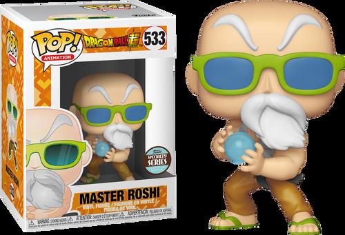 Dragon Ball Super - Master Roshi Max Power Pop! Vinyl Figure