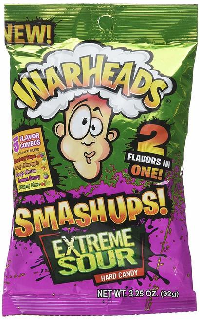 Warheads Smashups Extreme Sour 2oz
