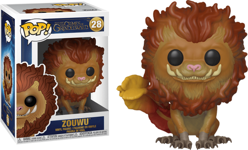 Fantastic Beasts 2: The Crimes Of Grindelwald - Zouwu Pop! Vinyl Figure