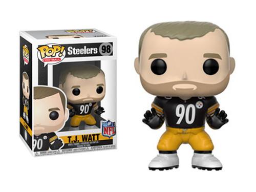 NFL Football - T.J. Watt Pittsburgh Steelers Pop! Vinyl Figure