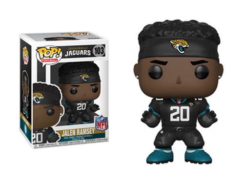 NFL Football - Jalen Ramsey Jacksonville Jaguars Pop! Vinyl Figure