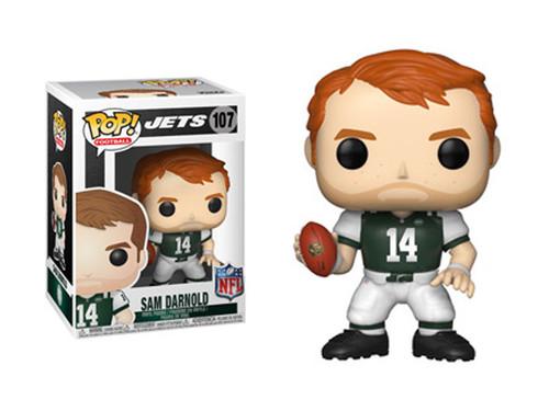 NFL Football - Sam Darnold New York Jets Pop! Vinyl Figure