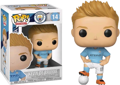 EPL Football (Soccer) - Kevin De Bruyne Manchester City Pop! Vinyl Figure
