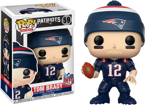 NFL Football - Tom Brady New England Patriots (Color Rush) Pop! Vinyl Figure b74347fea