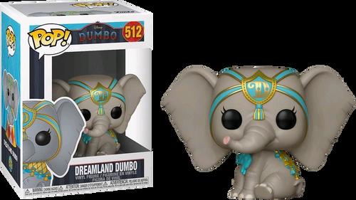Dumbo (2019) - Dreamland Dumbo Pop! Vinyl Figure
