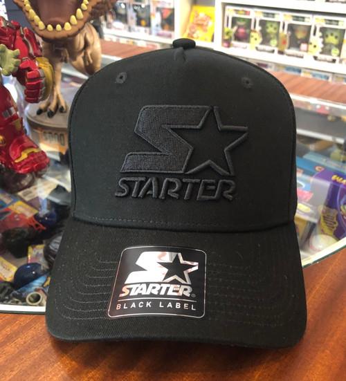 Blackout Logo STARTER Snapback Hat