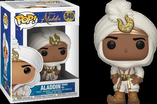 Aladdin (2019) - Prince Ali Pop! Vinyl Figure