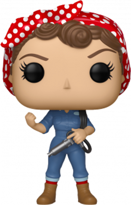 American History - Rosie the Riveter US Exclusive Pop! Vinyl Figure