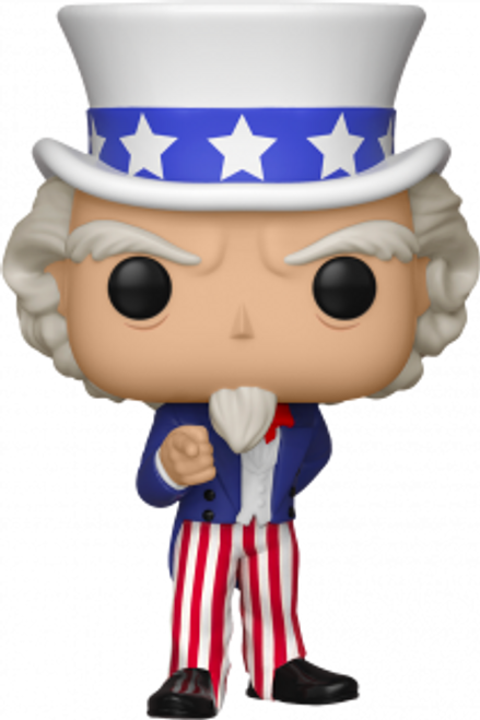 American History - Uncle Sam US Exclusive Pop! Vinyl Figure