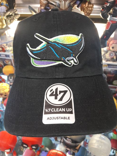 Tampa Bay Rays 47Brand MLB Strapback Clean Up Hat