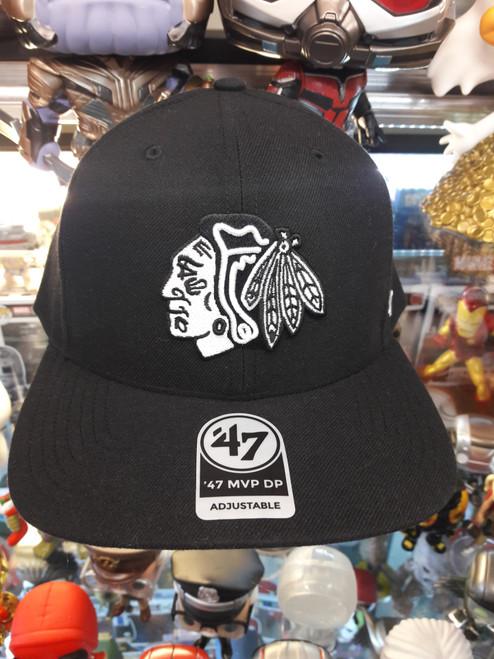 Chicago Blackhawks Coldzone MVP 47Brand NHL Snapback Hat