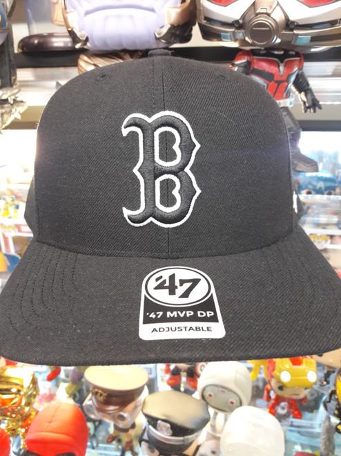 Boston Red Sox Coldzone MVP 47Brand MLB Snapback Hat
