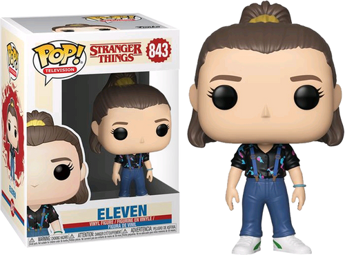 Stranger Things 3 - Eleven with Overalls Pop! Vinyl Figure