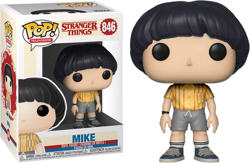 Stranger Things 3 - Mike with Shorts Pop! Vinyl Figure