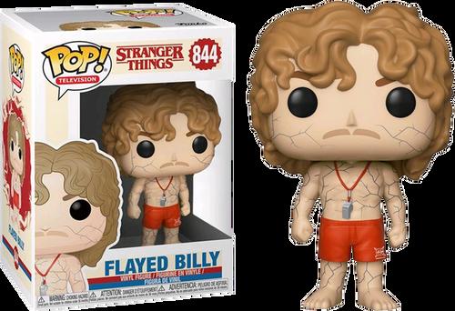 Stranger Things 3 - Billy Flayed Pop! Vinyl Figure