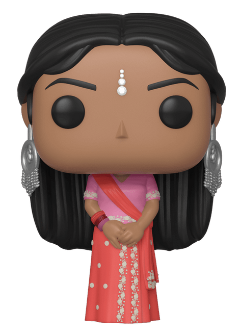 Harry Potter and the Goblet of Fire - Padma Patil Yule Ball Pop! Vinyl Figure