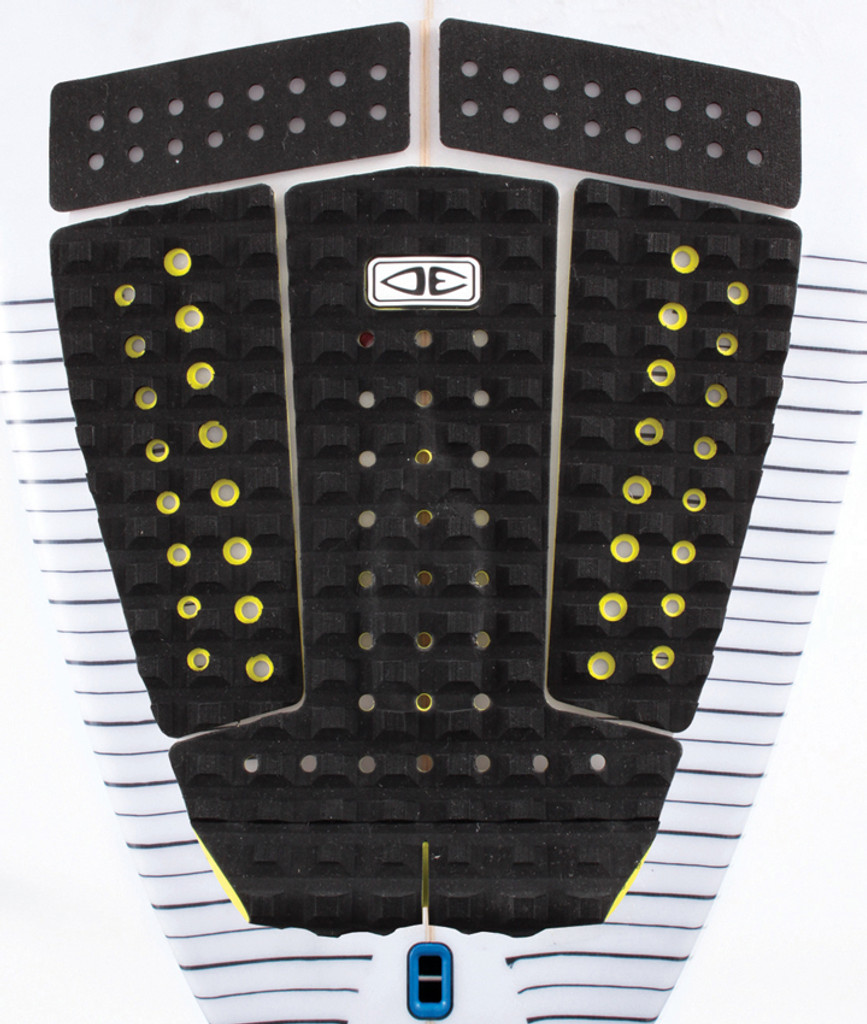 Godfather Five Piece Tail Pad - Lime