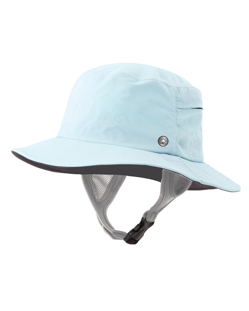 9d587e1d Ladies Bingin Soft Peak Surf Hat - Aqua - Ocean & Earth
