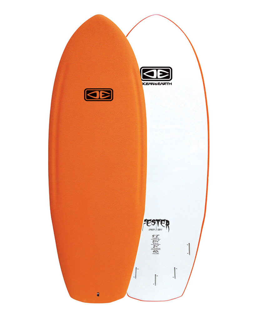 "Fester 5'2"" Epoxy Softboard"