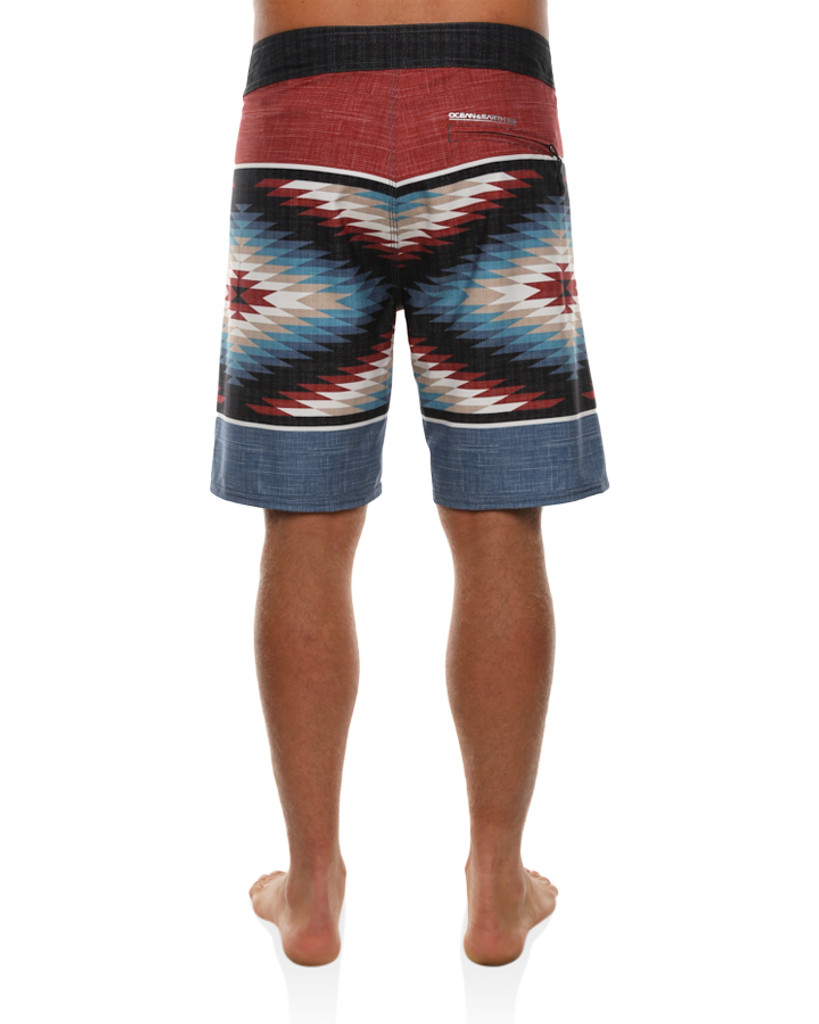 "Mens Cabo 20"" Boardshort - Multi"