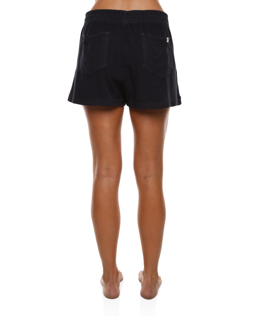 Ladies Harper Short - Dusted Black