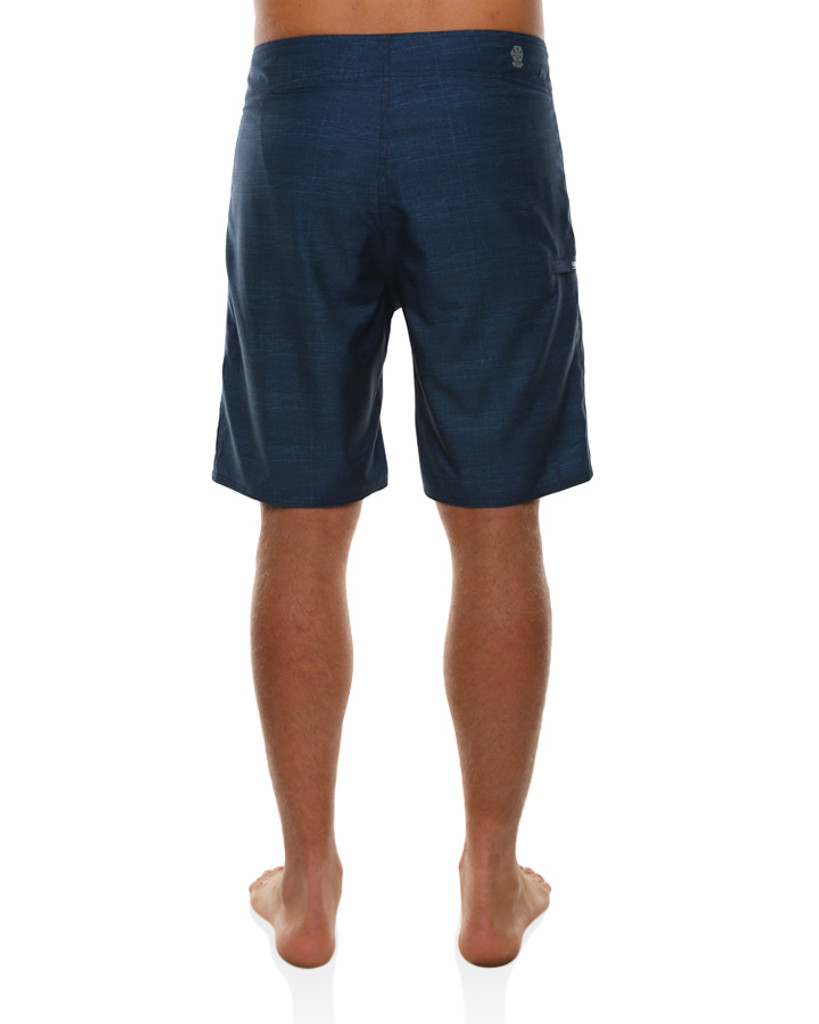 "Big Mens Warp 20"" Boardshort - Navy"