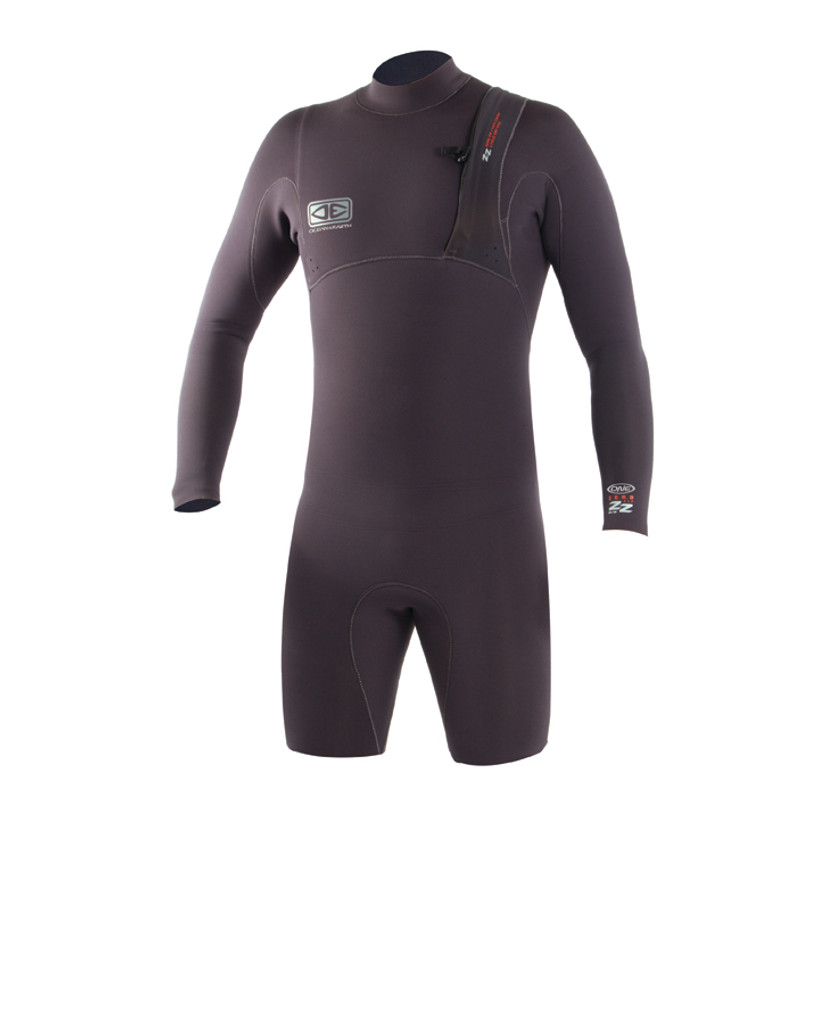 Mens Zero Zip LS Spring Suit - 2.5/2mm