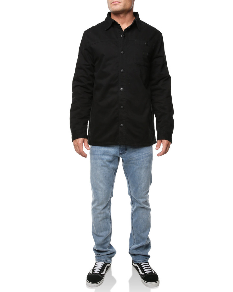Mens Supply Jacket-Black